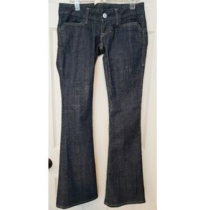 William Rast Flare Low Rise Trouser Jeans